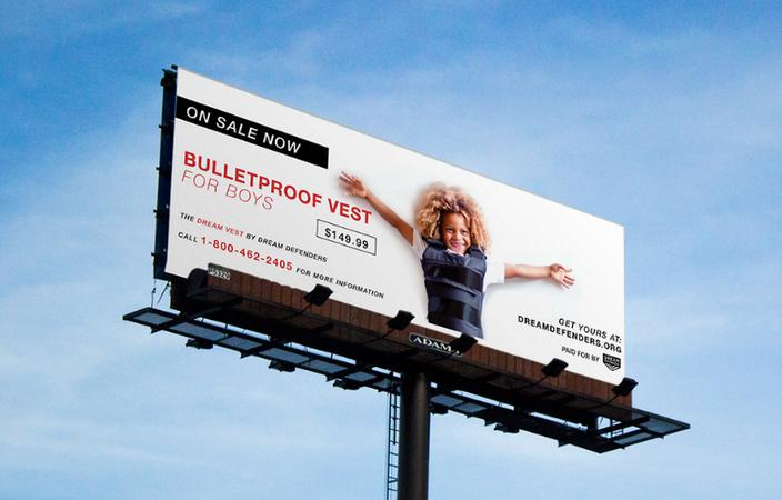 RT @Dreamdefenders: Bulletproof vests for kids only $149.99! Get yours today at http://t.co/mKHWBsh24z or call 1-800-462-2405 #vestorvote h…