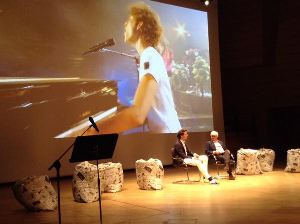 #Universiday @mikasounds: Milan is eccentric but not obvious http://t.co/gAwNcjtEpl