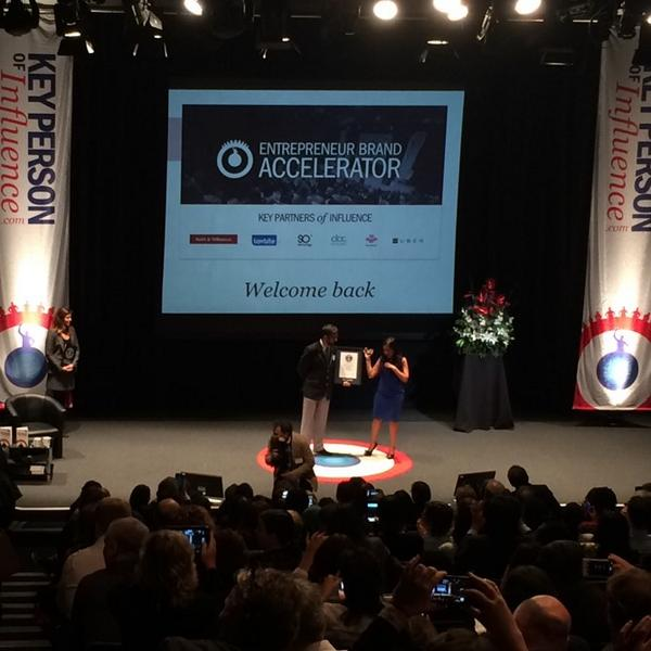 Entrevo UK just won the Guinness World Record for most people at a business speed networking! http://t.co/wCV4dfuvR5