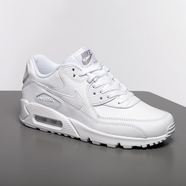 all grey nike air max 90 junior
