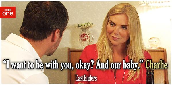 """BBC EastEnders On Twitter: """"Charlie Does A U-turn And"""