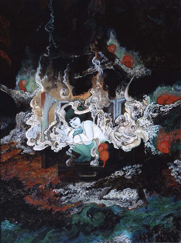 the #art of Akino Kondoh http://t.co/Pz0cG6G5HM