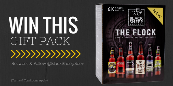 Follow & RT for a chance to #win our new gift pack 'The Flock' - includes 6 of our best-loved beers! http://t.co/kqcRxYUtPr