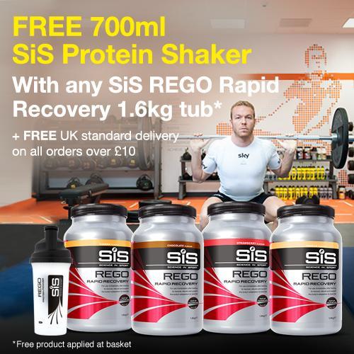 SiS Rego 700ml Protein Shaker