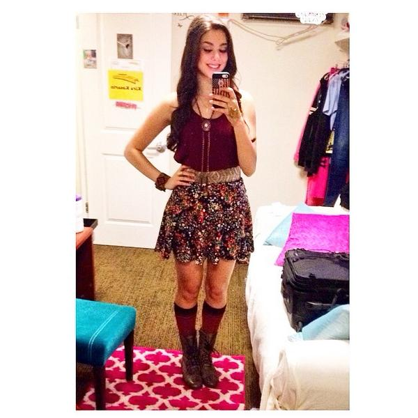 "Kira Kosarin on Twitter: ""Dressed as Phoebe and ready to go... Pumped ..."