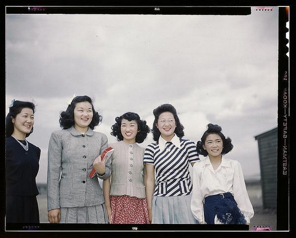 【画像】戦時中のメスジャップのカラー写真wwwwwwwwww