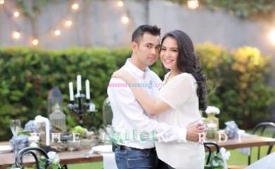 Raffi ahmad dan nagita slavina pre wedding raffiah on twitter quot foto