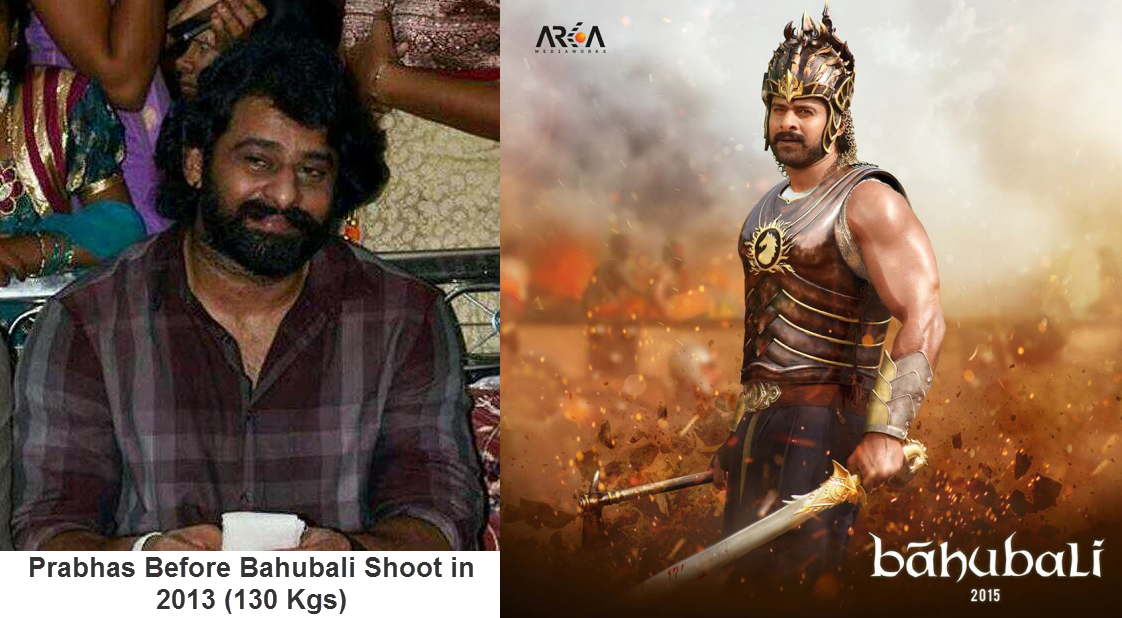 prabhas photos in bahubali shooting area once you lose