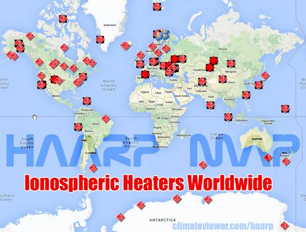 Ionospheric Heaters: How #HAARP really works http://t.co/dQ4kmXHLTu Map and timeline: http://t.co/KusKNyTlZH http://t.co/T7aQcucciC