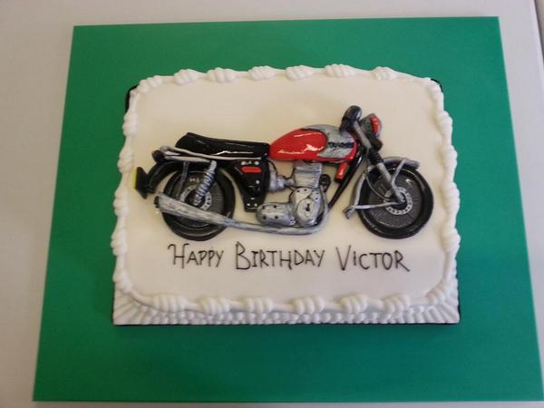 Putty Cakes on Twitter motorbike motorcycle triumph