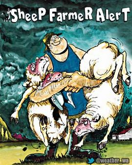 Warning To Sheep Graziers For #GreatSouthern, #SouthWestWA, #Wheatbelt, Central West, Lower West, South East Coastal And South Coast Districts. #WAFarmers