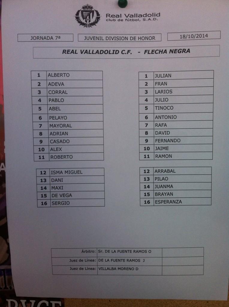 Real Valladolid Juvenil A - Temporada 2014/15 - División de Honor Grupo V - Página 5 B0OYb5DCcAAHqoB