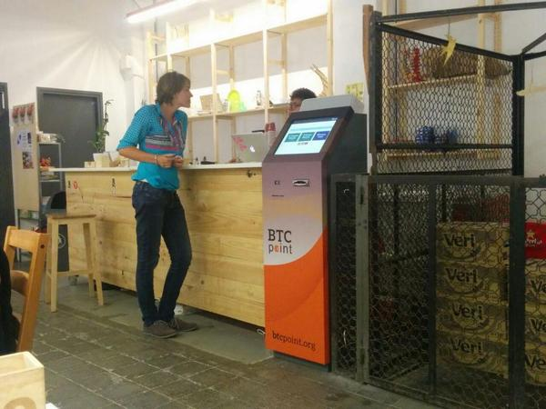 Cajero bitcoin btcpoint en barcelona for Cajeros barcelona