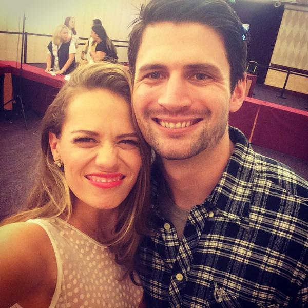 This handsome buggar...@ThisIsLafferty #reunion #Paris http://t.co/nxGbZ49wkO