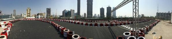 Launching #SkyKarting - India's largest rooftop #gokarting track at @smaaashlive. Free trials till midnight. Tell. http://t.co/Z1j5wwAZyc