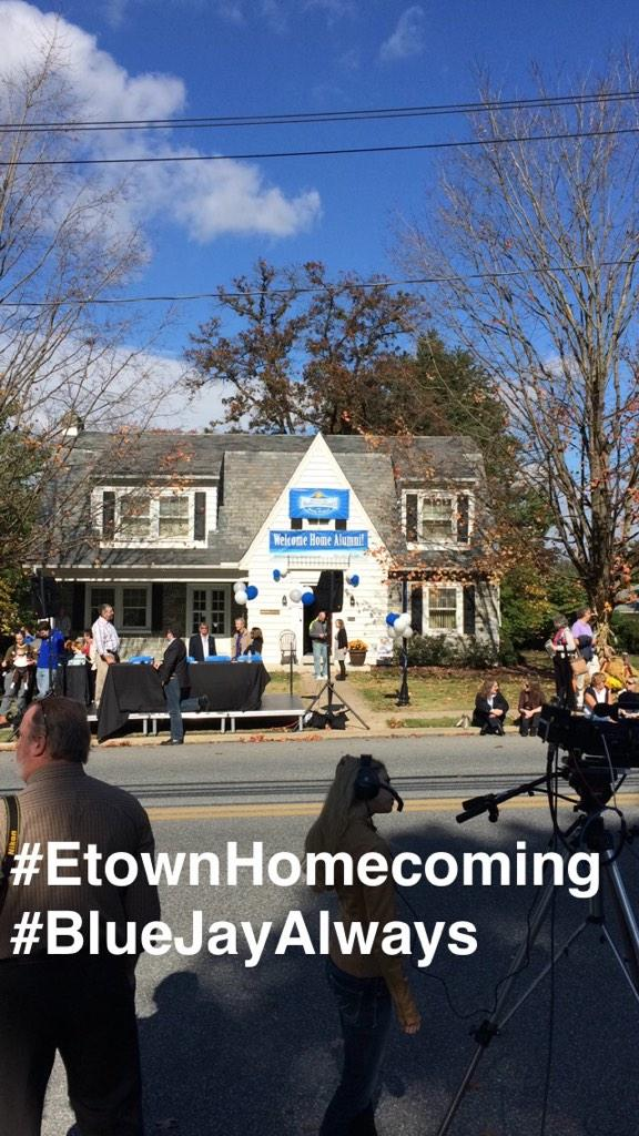 Thumbnail for Elizabethtown College Homecoming 2014