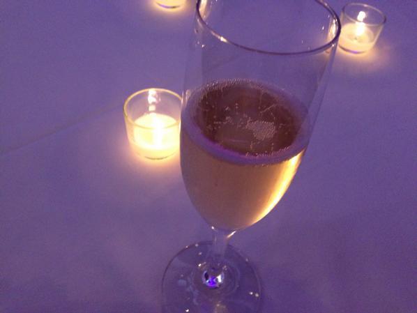 A glass of Krug to kick off Saturday's gala at #NYWE14 http://t.co/XLd03qiDnh