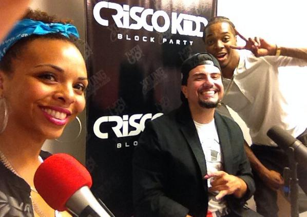 Don't miss the @CKBPshow today @youngscrap is droppin an #Exclusive record produced by @DJmustard #BustItOpen #LoveLA http://t.co/qYkYDViWwm