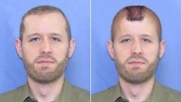Eric Frein - leftist cop killer captured