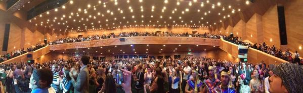 Wow! What a Summit! Thank you delegates, thank you Dublin - bring on Bangkok! #oyw http://t.co/X4A7pa98Kt