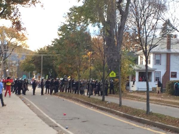 KEENE: KSC says many college visitors for Pumpkin Festival weekend adding to trouble. No clashes in 1 hour  http://t.co/Xp9HNdH6Mr via  Jean