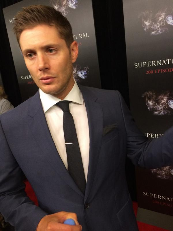 Just chatted with this guy #Supernatural http://t.co/H8rWgP0NEg