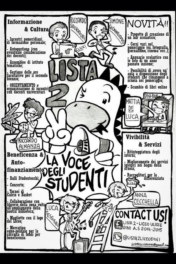 Liceo studente di incontri universitari