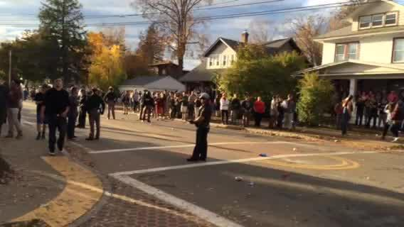 Most Viewed: Raw video: Scene from Keene as police clear streets http://t.co/AvlgBdZTl6 http://t.co/v1FamiSwRI