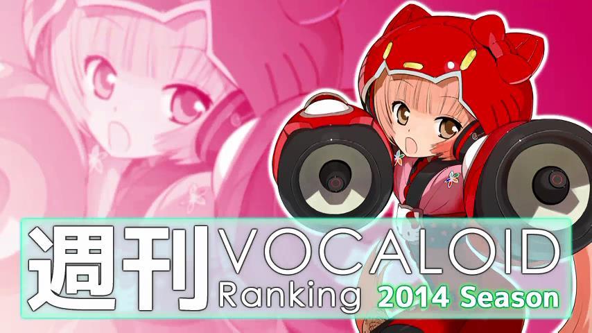 週刊VOCALOIDとUTAUランキング #367・309 [Vocaloid Weekly Ranking #367] B0RsEFUCMAAJGBr