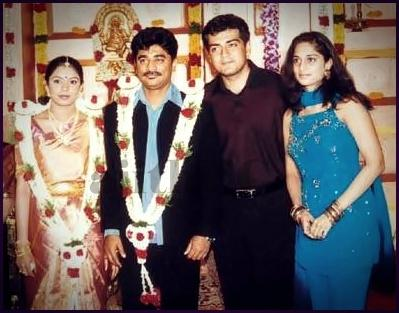 Ajith On Twitter Thala And Shalini Maam At Raju Sundaram Wedding Tco QjzgwEW4A8