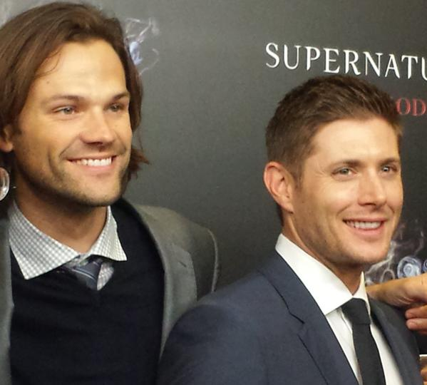 #SPN200 @jarpad  and @JensenAckles http://t.co/zPqFph5w4a