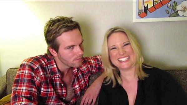 @VanHansis1 loving you both @1AllisonLane so cute! So can't wait for @KissMeKillMovie http://t.co/qoAwlByybC