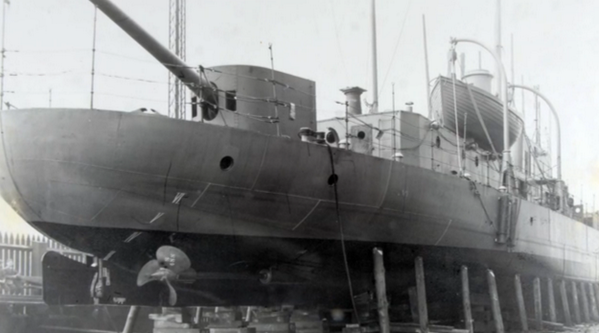 Video tour of hms m33 - the only surviving #ww1 gunboat ...