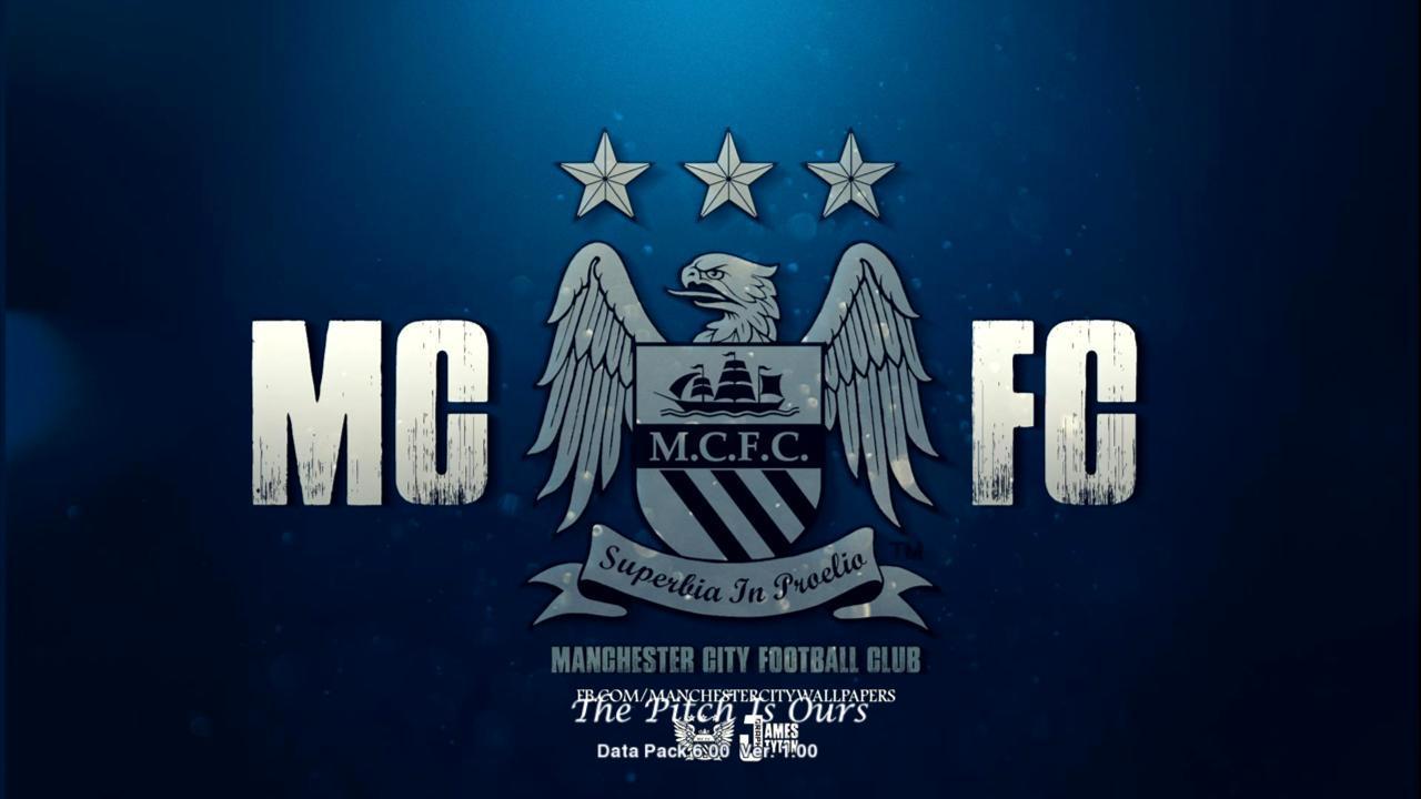 PES 2013 Manchester City Startscreen by madn11