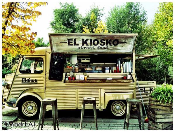 Imagen de el Kiosko en MadrEAT