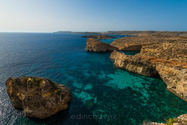 Here is another insane view from #CominoIsland and the waterfeels so good #Maltaismore #Gozoisbetter #VisitMalta http://t.co/dI8ndOqGwj