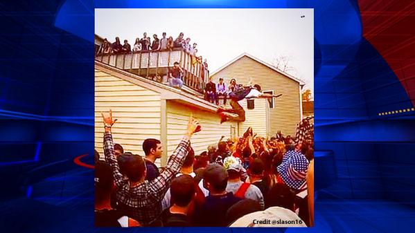 Photos of the chaos that ensued at the Pumpkin Festival in Keene, N.H. yesterday. http://t.co/AG2l7LIPt2 #fox25 http://t.co/KlT7vQZGOv