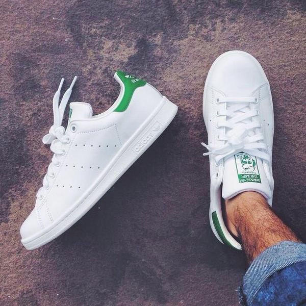 Adidas Stan Smith On Feet Men