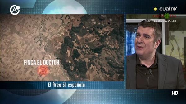 Cuarto Milenio Area 51 | Ikerjimenez Com On Twitter Finca El Doctor El Area 51 Espanola