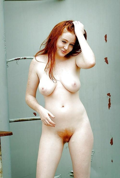 Ass Teen Redhead Beautiful Freckled 79