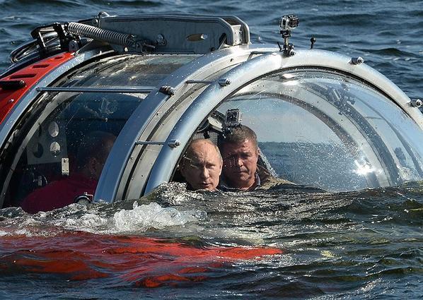 рентген подводной лодки