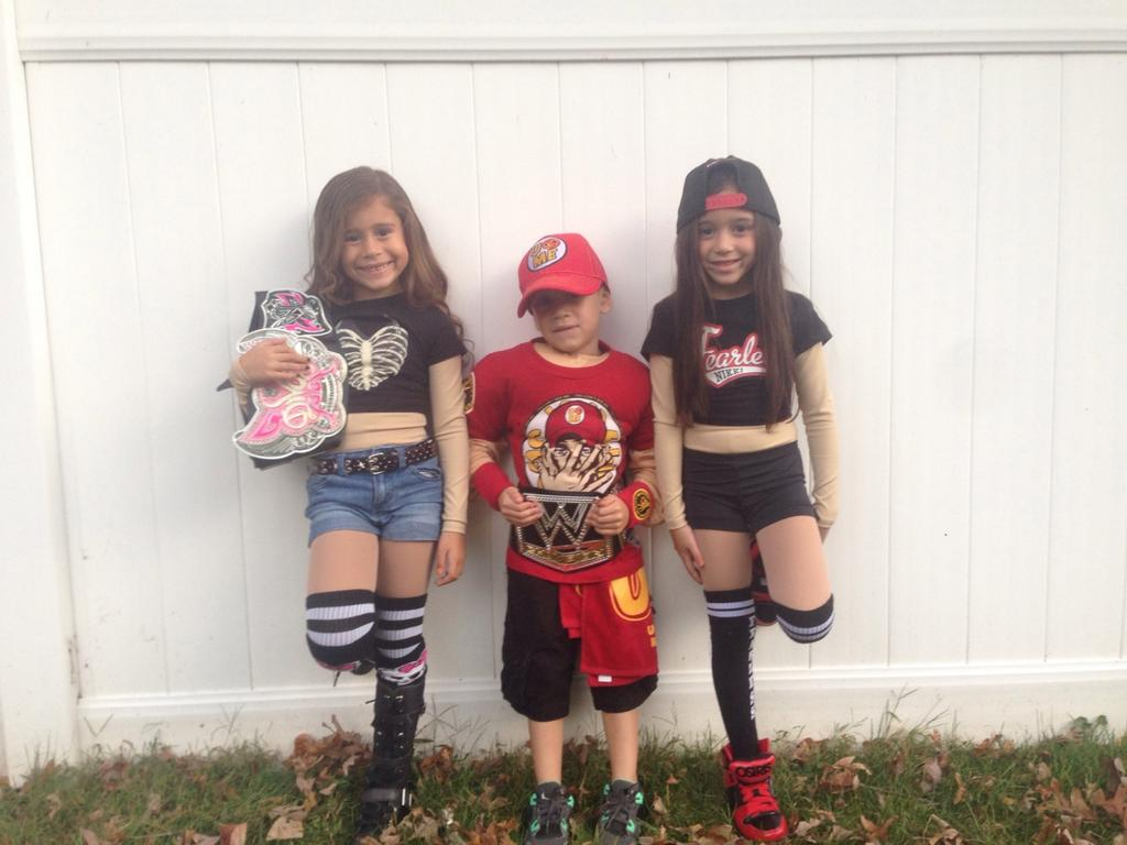 Wwe Halloween Costumes For Kids
