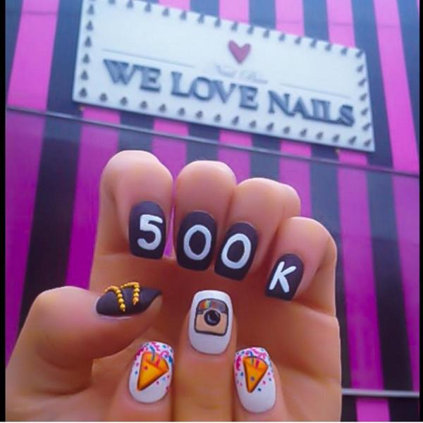 "We Love Nails: We Love Beauty On Twitter: ""Waw! Felices Porque Ya Somos"