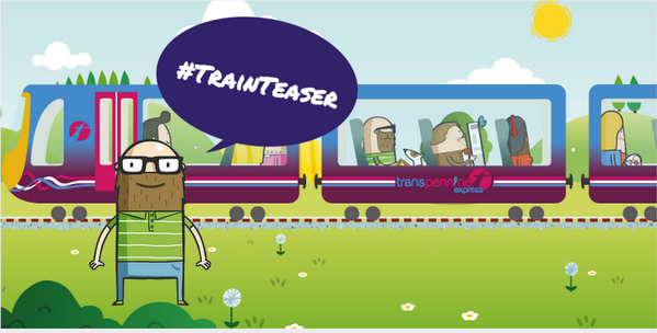 Transpennine Express On Twitter The Daily Trainteaser Is Back