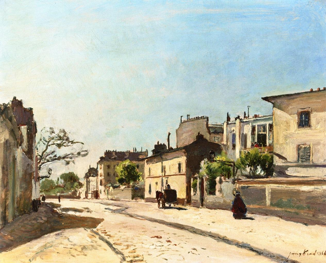 Rue Notre Dame, Paris