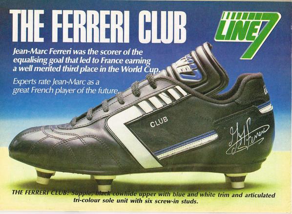 Ferreri Club #Line7 #JeanMarcFerreri