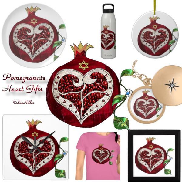 #Judaica #Pomegranate #Heart #TShirts #Jewelry #WaterBottle plus More <br>http://pic.twitter.com/0EpntfDloZ  http:// bit.ly/PomegranateHea rt &nbsp; …