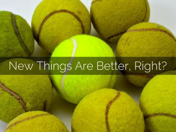 New Things Are Best, Right? | Marketing Director On Tap http://t.co/L3txBBY51g