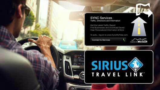 Hp Ford Lincoln On Twitter Sync Services And Siriusxm Travel Link