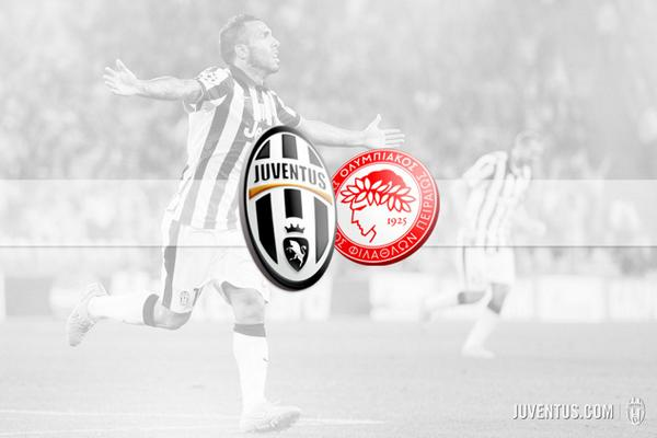 Diretta Juventus: info orari streaming probabili formazioni della partita contro l'Olympiacos in Grecia